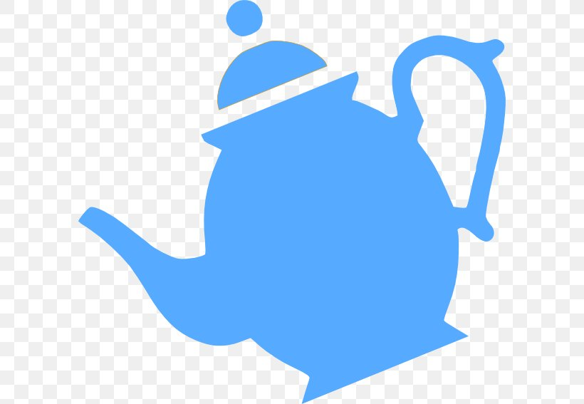 Teapot Coffee Teacup Clip Art, PNG, 600x567px, Tea, Blue, Coffee, Coffeemaker, Cup Download Free
