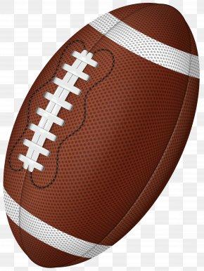 Football Ball Clip Art Image - American Football Clip Art PNG