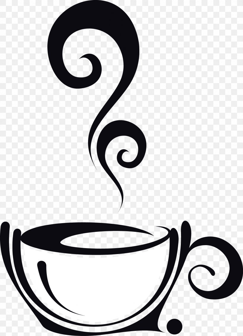 Coffee Cup Cafe Clip Art, PNG, 1625x2245px, Coffee, Black ...