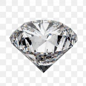 Hand-painted Diamonds - Gemological Institute Of America Diamond Gemstone Jewellery Carat PNG