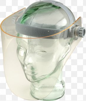 Face Shield - Face Shield Lead Shielding Radiation Protection PNG