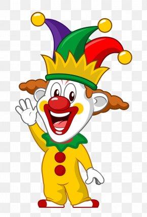 Clown Transparent - Clown Cartoon Clip Art PNG