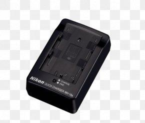 Battery Charger - Battery Charger Nikon 1 J1 Nikon Coolpix Series Camera PNG