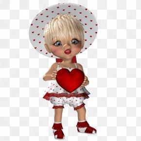 Doll - Valentine's Day Dia Dos Namorados Clip Art PNG