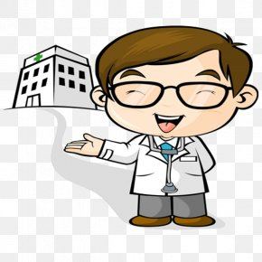 Transparent Doctor Cliparts - Doctor Physician Cartoon Clip Art PNG