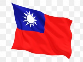 Flag - Flag Of The Republic Of China Flag Of China Taiwan Flag Of Thailand PNG