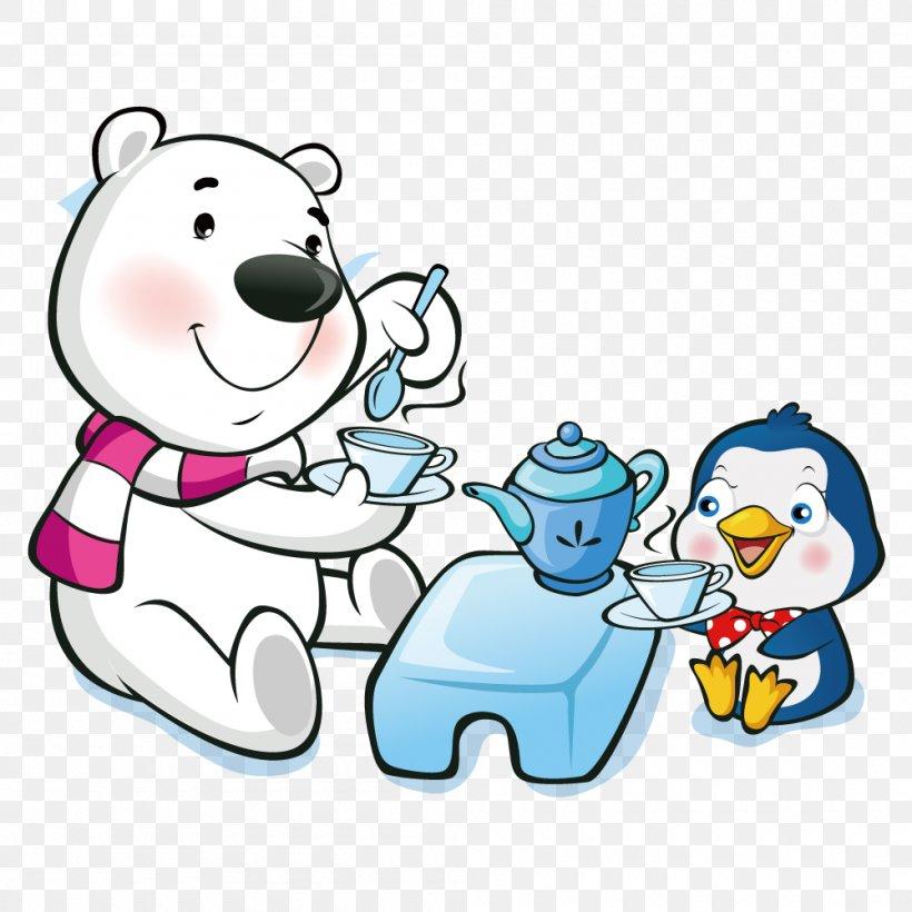 Polar Bear Wallpaper Animated | Bopeng Wall