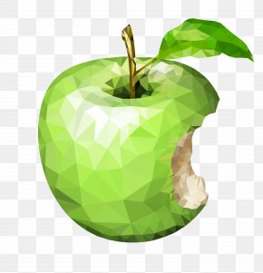 Crystal Apple Vector - Apple Icon Image Format Icon PNG