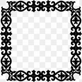 Batik Picture Frames Clip Art PNG