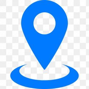 Logo Electric Blue - Google Logo Background PNG