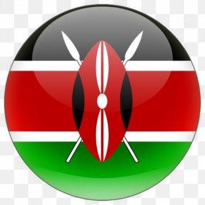Flag - Flag Of Kenya National Flag Clip Art PNG