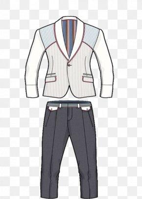 Mens Casual Suit - Tuxedo Leisure Suit PNG