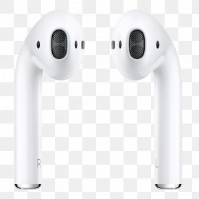 Headphones - AirPods IPhone X Headphones Bluetooth Apple Earbuds PNG