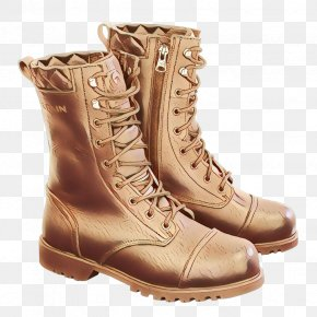 Outdoor Shoe Steeltoe Boot - Snow Background PNG