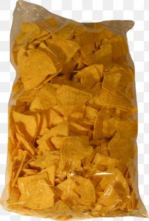 Nacho Chip - Tortilla Chip Junk Food Mexican Cuisine Corn Tortilla PNG