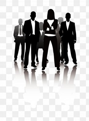 Silhouette Business People - Consultant Business Management Consulting Consulting Firm PNG