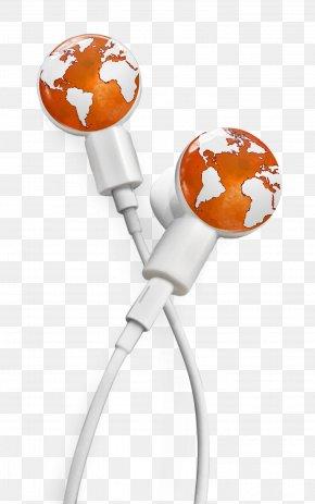 Apple Earbuds - Headphones Apple Earbuds Microphone PNG
