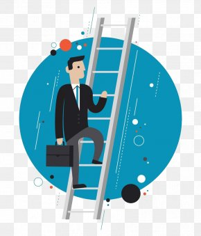 Climb The Ladder - Leadership Stock Illustration Royalty-free Illustration PNG