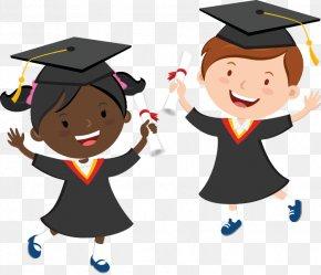 School - Graduation Ceremony Pre-school Kindergarten Clip Art PNG