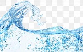 Ocean Waves - Water Treatment Water Softening Wallpaper PNG