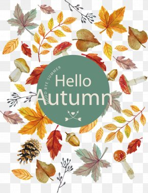 You Are Good Autumn Vector - Euclidean Vector Clip Art PNG