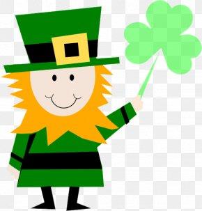 March - Ireland Saint Patrick's Day Shamrock Irish People Clip Art PNG