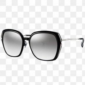 Sunglasses - Sunglasses Polarized Light Lens White PNG