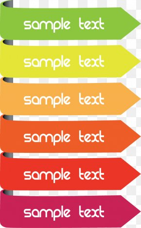 Colored Arrows Box - Arrow Text Box Icon PNG
