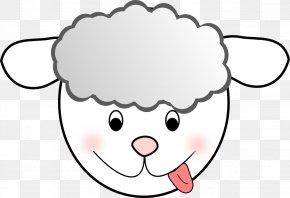 Black Sheep Clipart - Boer Goat Sheep Clip Art PNG
