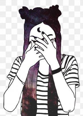 Girls Drawing - Desktop Wallpaper Drawing Blog Social Media PNG