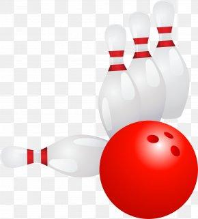 Vector Bowling - Bowling Ball Ten-pin Bowling Bowling Pin PNG