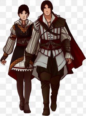 Walk Baby - Ezio Auditore Art Assassin's Creed Altaïr Ibn-La'Ahad Assassins PNG