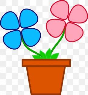 Flower Pot Pictures - Flower Free Content Clip Art PNG
