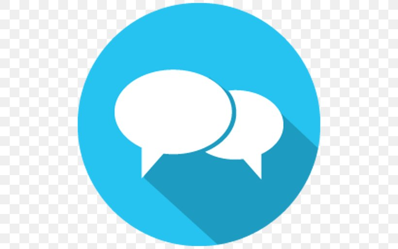 Online Chat LiveChat Android, PNG, 512x512px, Online Chat, Android, Aqua, Area, Azure Download Free