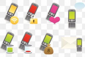 Smartphone - Smartphone Feature Phone Icon PNG