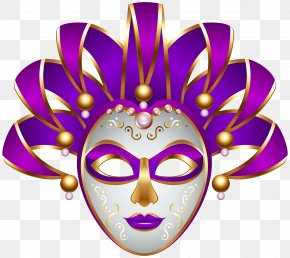 Masquerade - Mardi Gras In New Orleans Mask Carnival Clip Art PNG