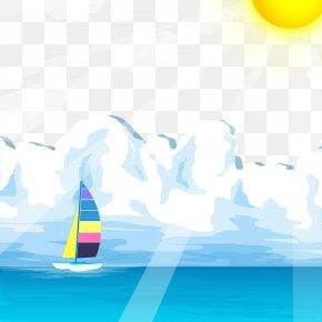 Background Of Fresh Summer Free Downloads - Summer Download Poster Illustration PNG