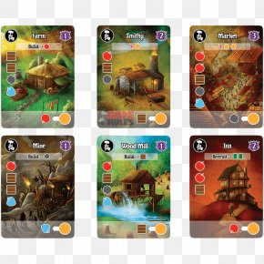 Card Game - Card Game 7 Wonders Amazon.com Playing Card PNG