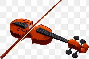 Vector Hand-painted Violin - Musical Instrument Cartoon Royalty-free Saxophone PNG