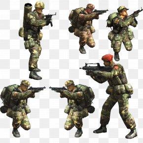 Soldier Warrior - Soldier Infantry PNG