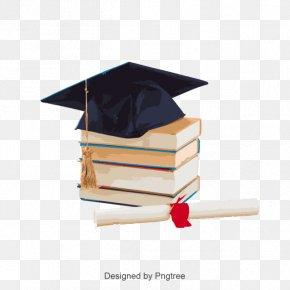 Student - Graduation Ceremony Square Academic Cap Student Diploma Education PNG