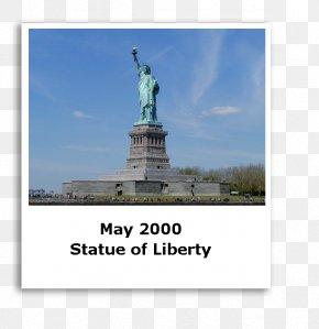 Statue Of Liberty - Statue Of Liberty Memorial National Historic Landmark PNG