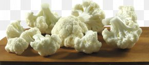 Cauliflower - Cauliflower Broccoli Rapini Vegetable Brussels Sprout PNG