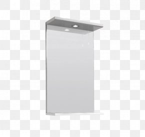 Depth 170mm) Rectangle Product Design LightingTop View Furniture Kitchen Sink - Alaska 450mm Illuminated Mirror (High Gloss White PNG