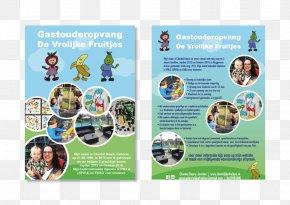 Flyer Poster - Flyer Gastouderbureau Poster Brochure PNG