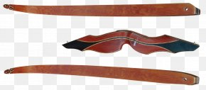 Wooden Archery Bow Case - Goggles PNG