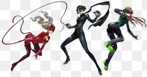 Cosplay - Persona 5 Character Video Game Cosplay Costume PNG