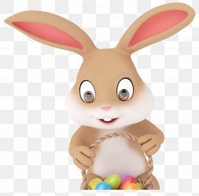 Easter Bunny - Easter Bunny Wish Egg Hunt Happiness PNG
