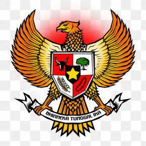 Indonesian Vector - National Emblem Of Indonesia Pancasila Garuda Indonesian PNG