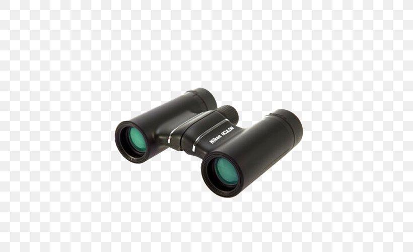 Binoculars Nikon Telescope, PNG, 500x500px, Binoculars, Camera Lens, Hardware, Lens, Light Download Free